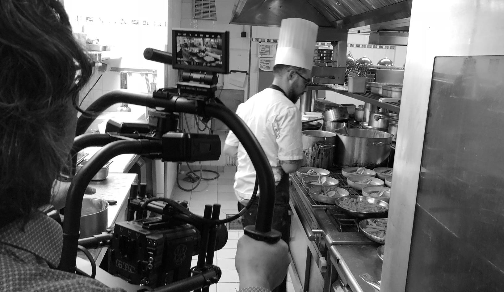 réalisation film présentation restaurant le mas des oliviers